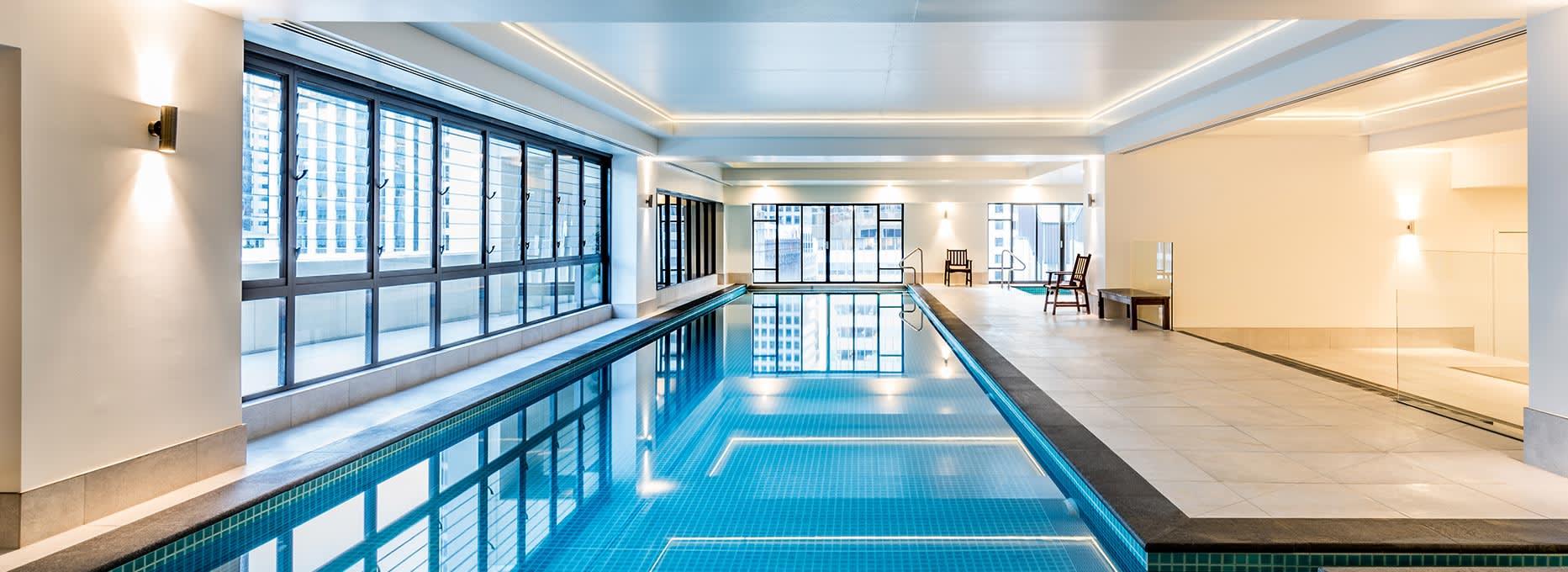 Avani Metropolis Residences Pool