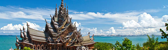 AVANI Pattaya Resort & Spa - The Sanctuary of Truth