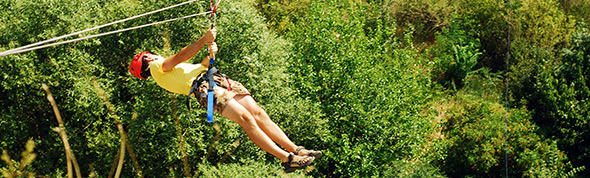 AVANI Pattaya Resort & Spa - Zipline Eco-Adventure