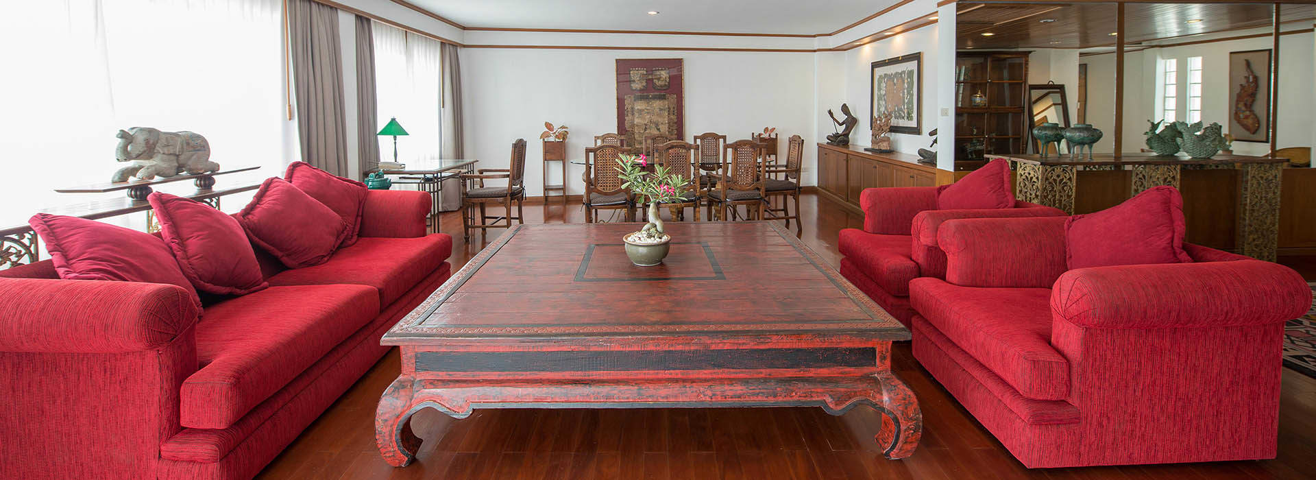 AVANI Pattaya Resort & Spa - AVANI Presidential Suite
