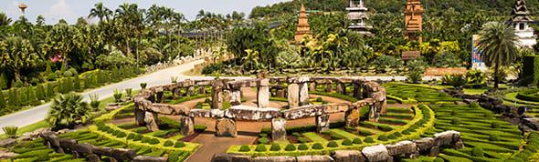 AVANI Pattaya Resort & Spa - Nong Nooch Tropical Botanical Garden