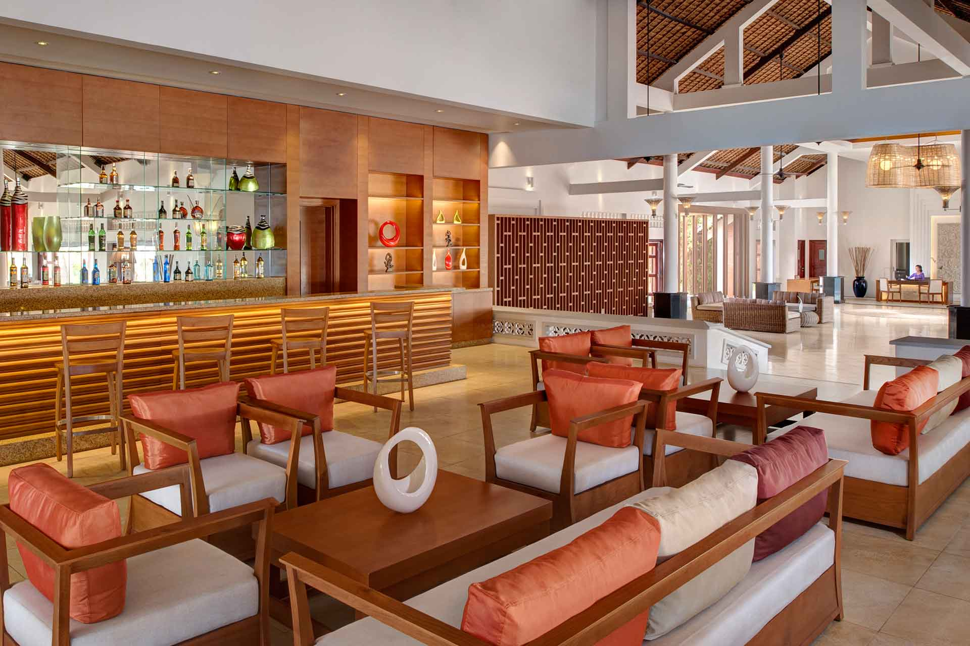 The Trey Lobby bar at AVANI Quy Nhon Resort and spa
