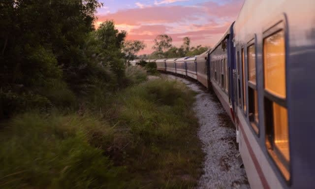 Luxury train journey with Avani Quy Nhon and The Vietage