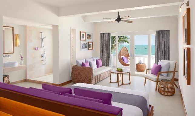 Avani Quy Nhon Deluxe Studio Rooms with stunning sea views