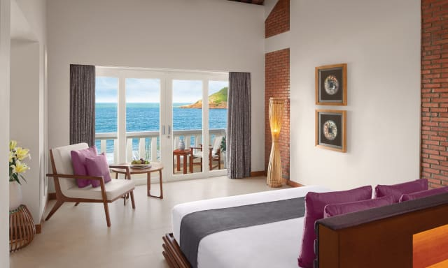 Avani Quy Nhon Family Studio Room with Quy Nhon beach view