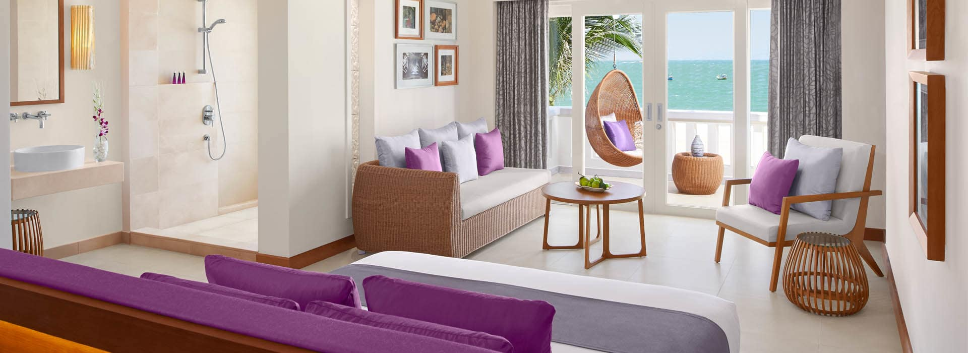 Ocean suite at a Resort in Quy Nhon