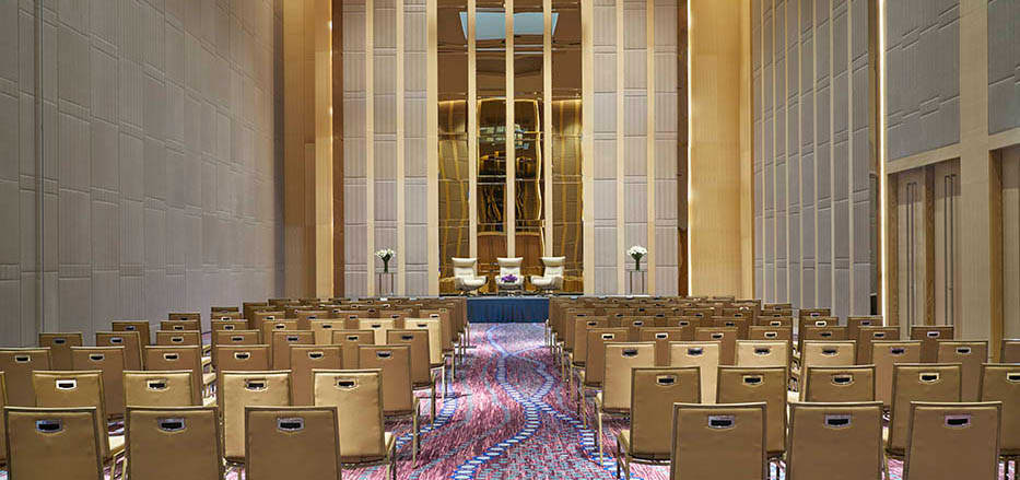 Galaxy theater at Business Hotel Bangkok