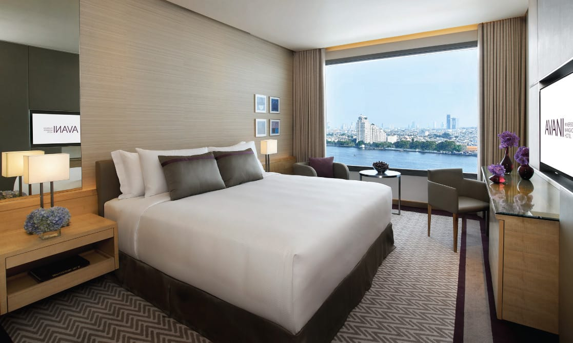 A room at AVANI Hotel Riverside Bangkok
