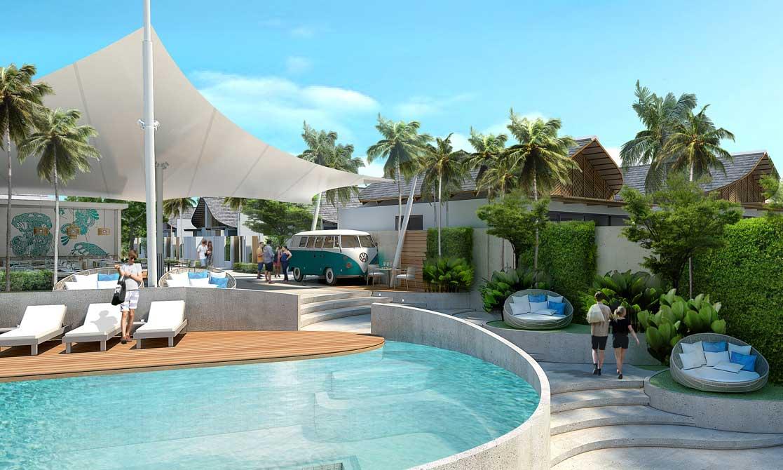 Beach Restaurant at AVANI+ Samui