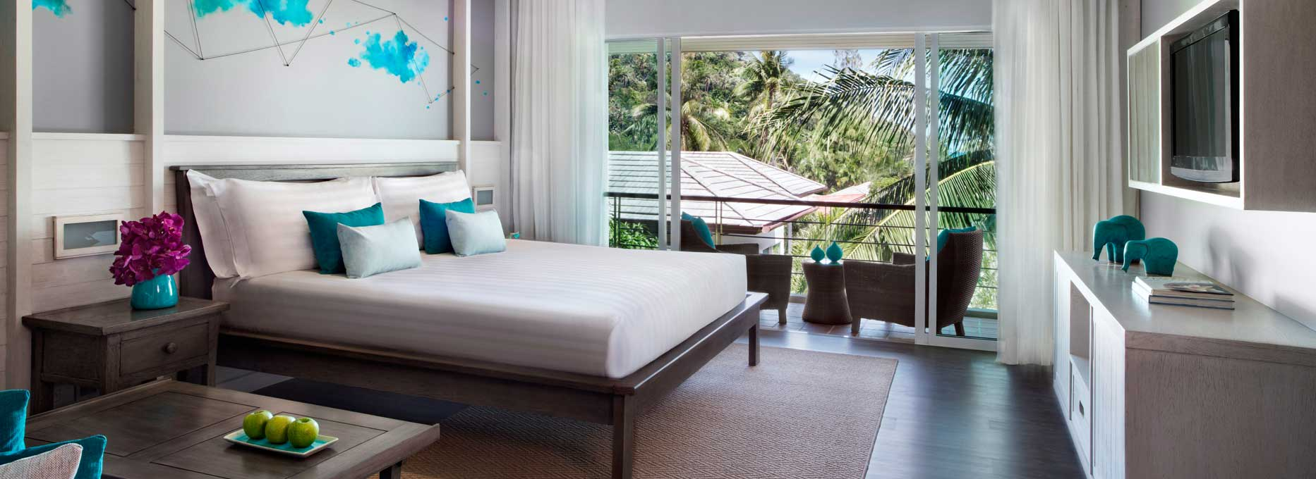 AVANI Deluxe Room at AVANI+ Samui