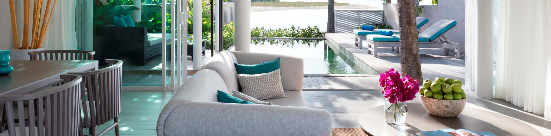AVANI Beachfront Pool Villa at AVANI+ Samui