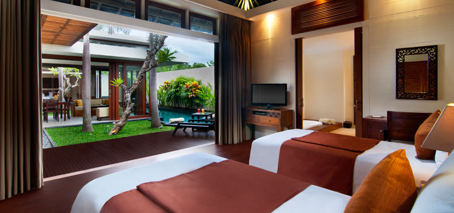 One Bedroom Pool Villa at Avani Seminyak Bali Resort
