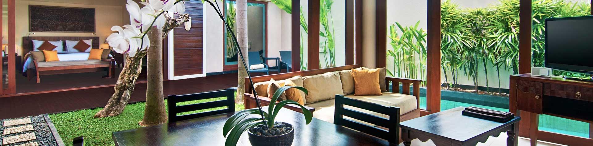 Two Bedroom Pool Villa at Avani Seminyak Bali Resort
