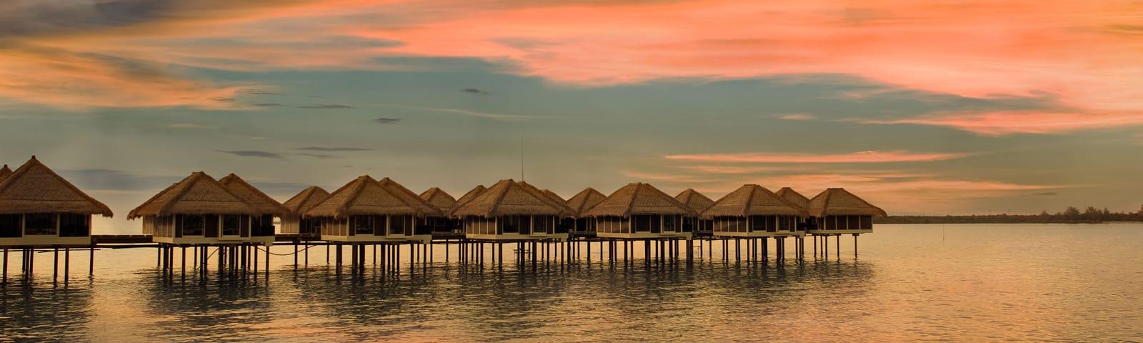 AVANI Sepang hotel promotions on water villas