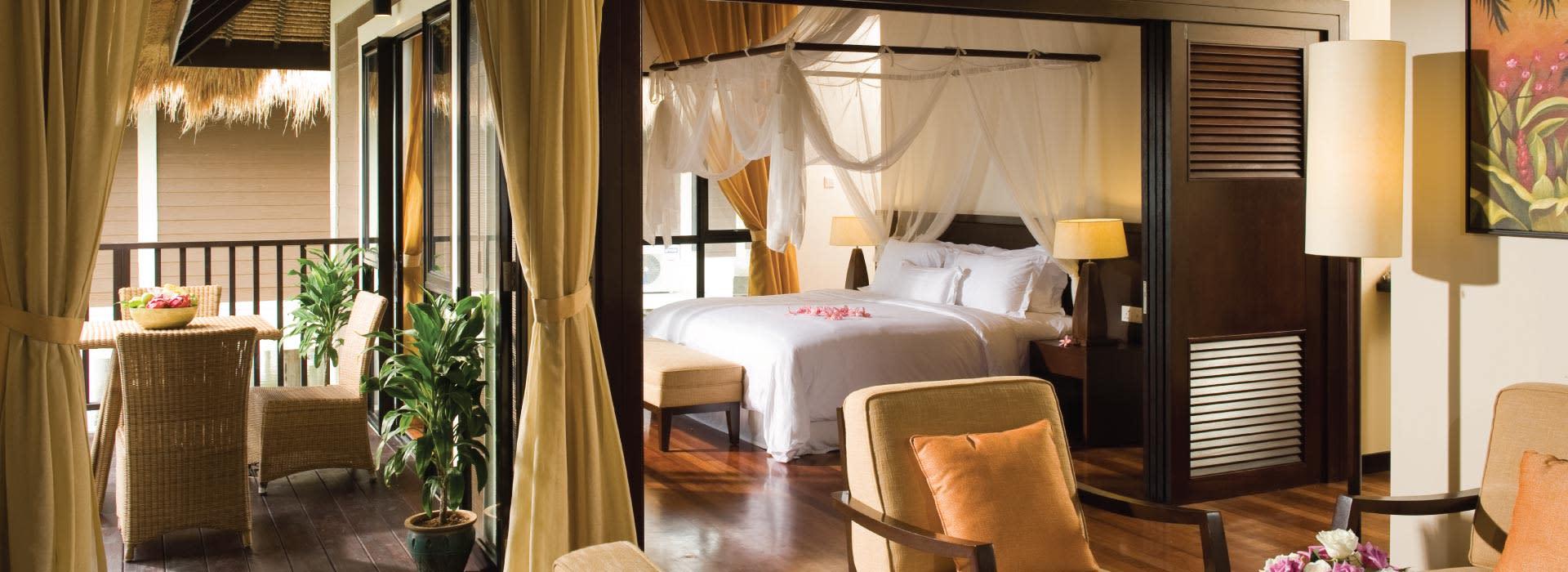 Two bedroom villa at AVANI Sepang Hotel