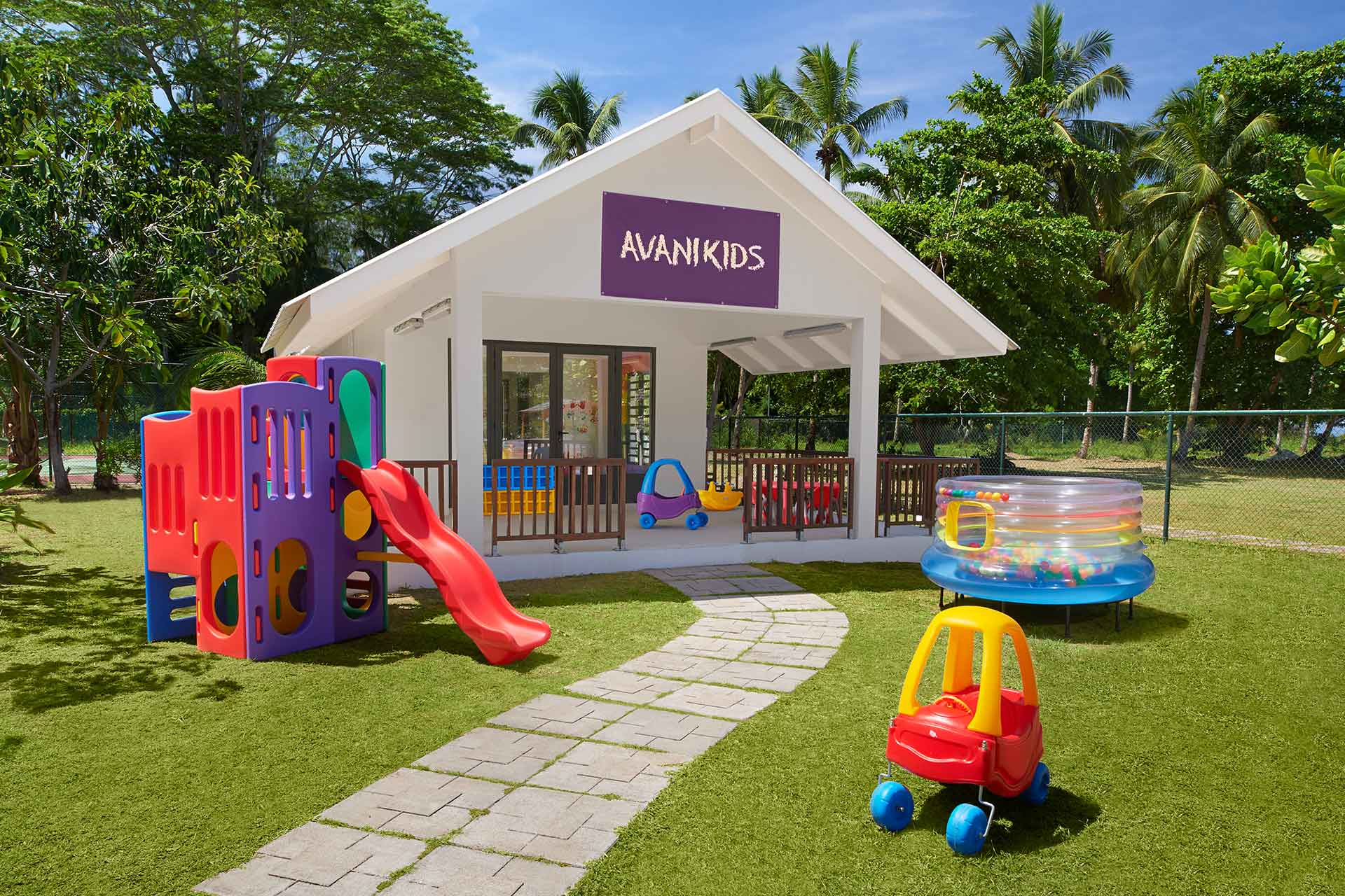 Seychelles hotel images of AVANI Kids Club