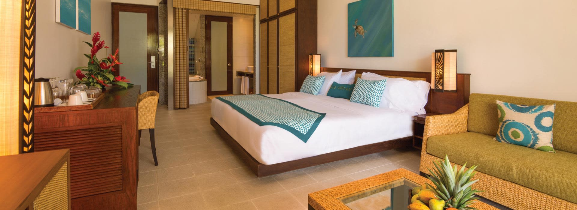 Access room of AVANI Seychelles Beach Resort