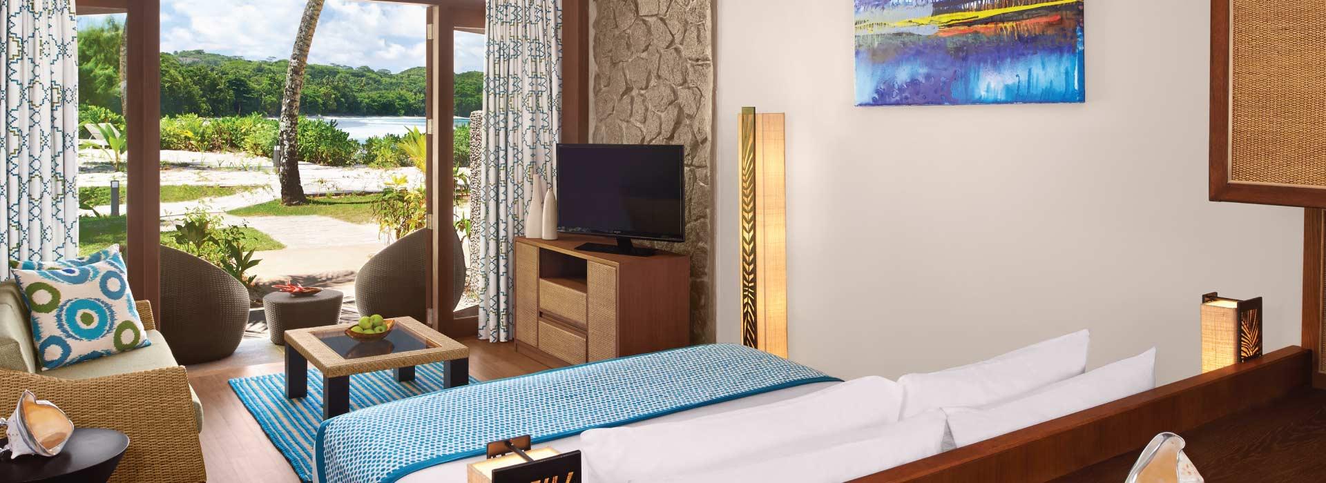 Seychelles Beach Resort ocean view room