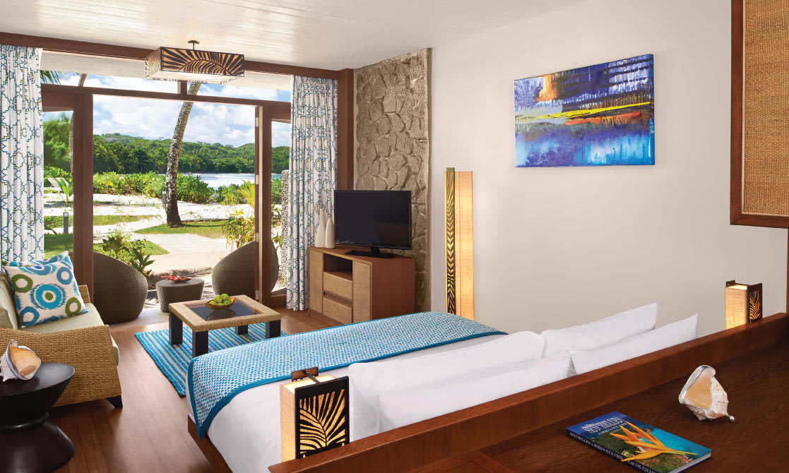 AVANI Seychelles Barbarons Resort Beach front room