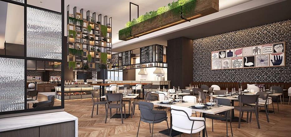 Restaurants at Avani Sukhumvit Bangkok Hotel