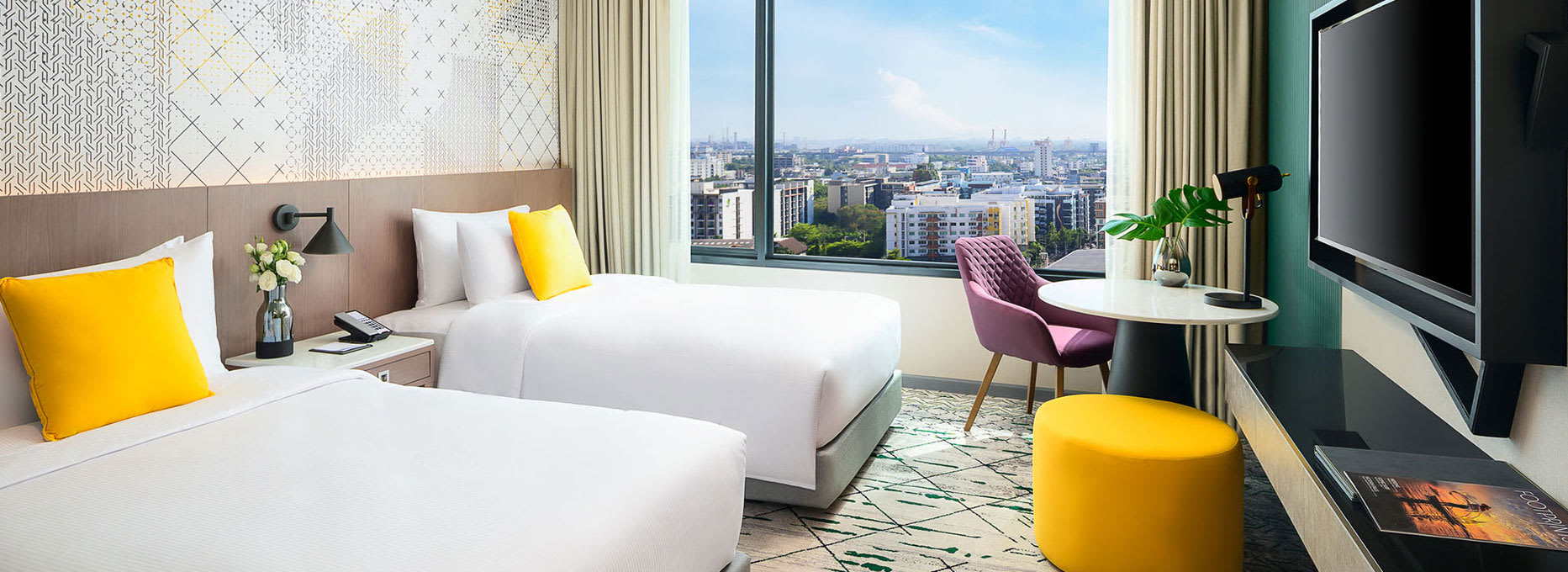 Avani Skyline Room - Twin