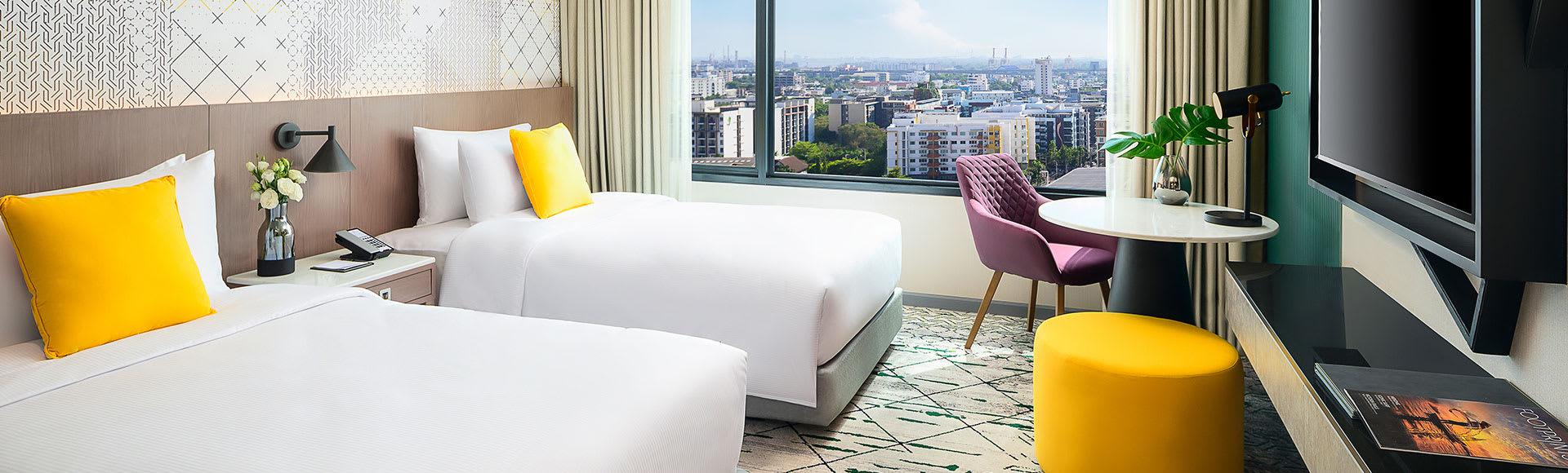 Mini Break Special at Avani Sukhumvit Bangkok Hotel
