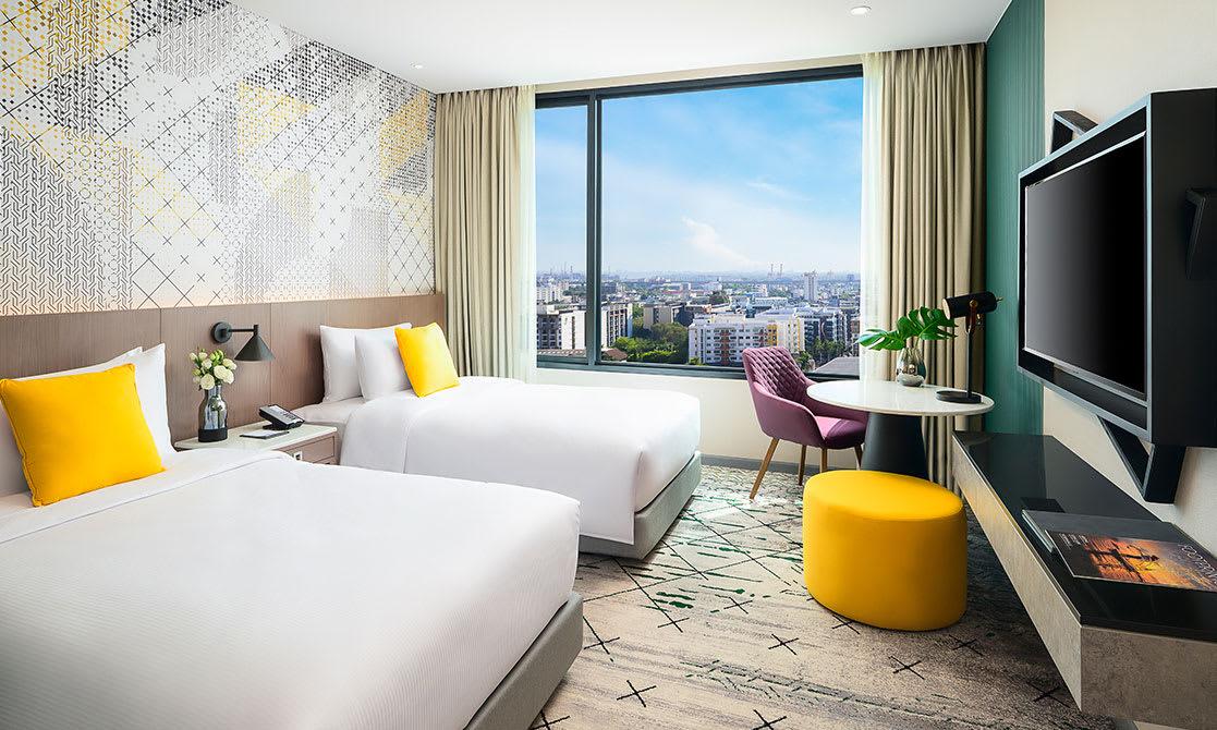 Avani Skyline Room at Avani Sukhumvit Bangkok Hotel