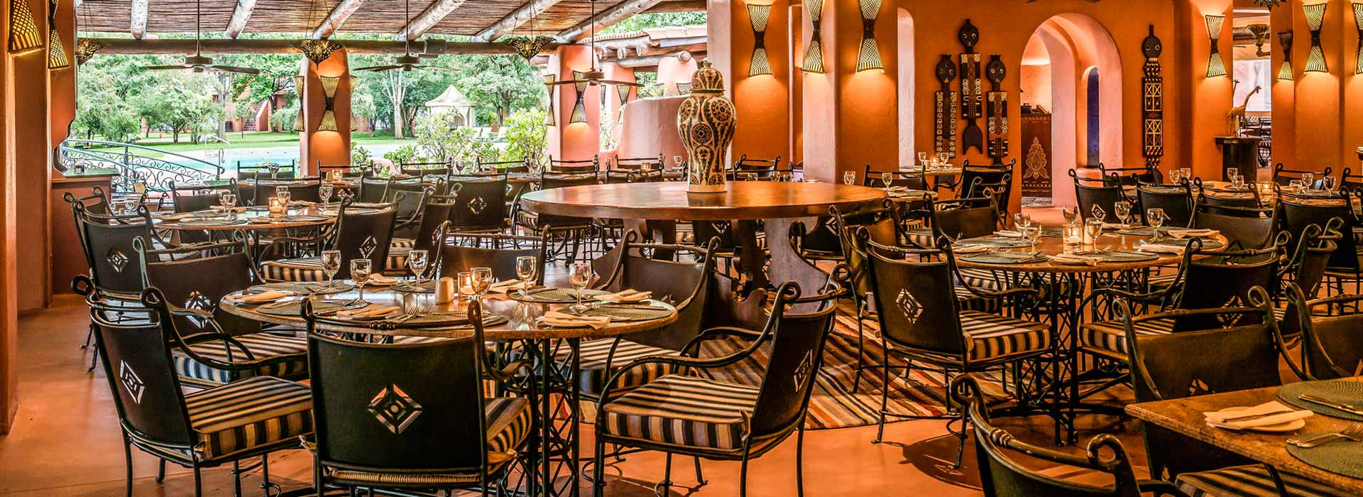 Theatre of food is among best Zambia Restaurants