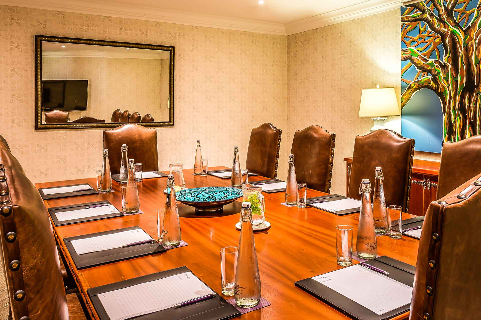 Zambezi Hotel, AVANI Victoria Falls Boardroom