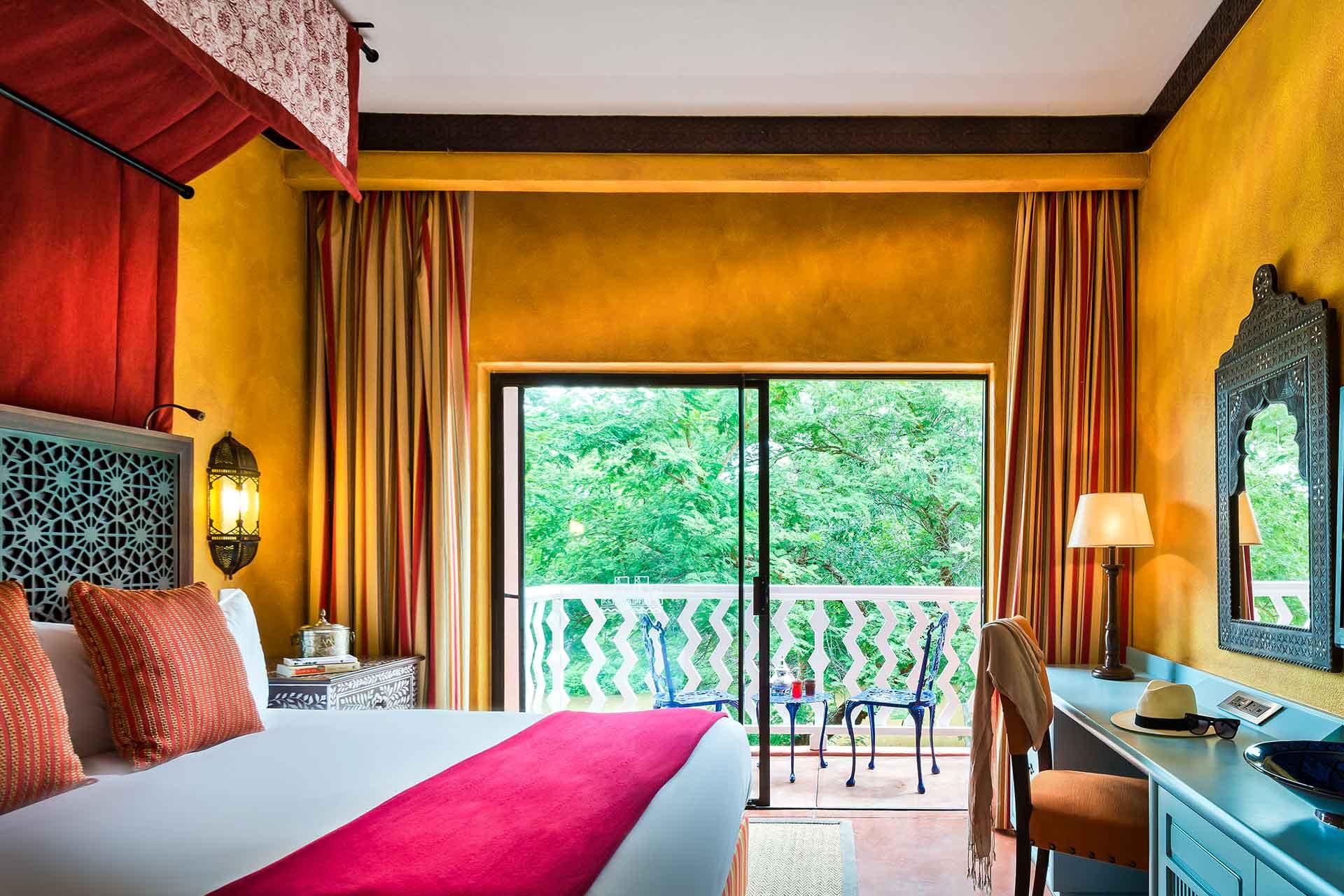 Rooms of AVANI Victoria Falls formerly known as Zambezi Hotel