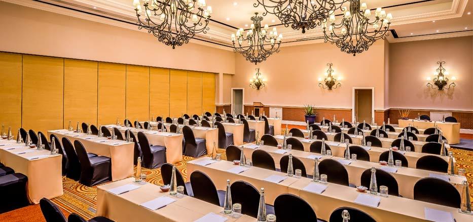 Conference venues in Zambia by AVANI Victoria Falls