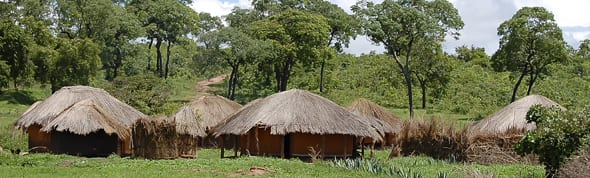 Visiting a Zambian village is among top Things to do in Zambia
