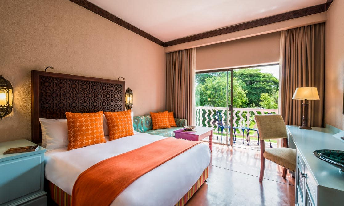 Accommodation of Zambia Hotels near Victoria falls
